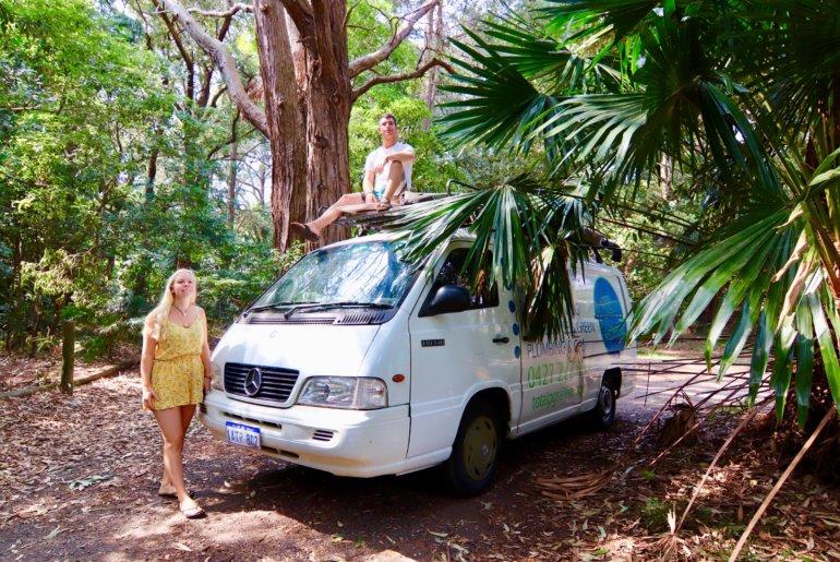 Fahrzeugwahl in Australien – Campervan oder Allradauto