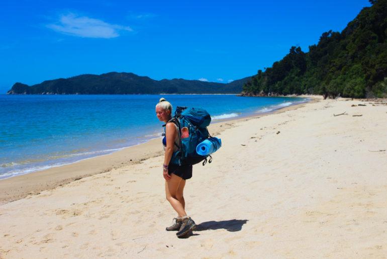 Abel Tasman Coastal Track Reisebericht