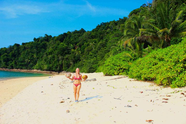 Pulau Kapas – Malaysias schönste Insel