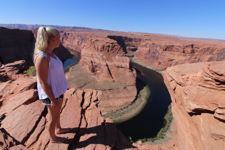 Amerikas Nationalparks: Grand Canyon, Bryce Canyon, Valley of Fire & Horseshoe Bend